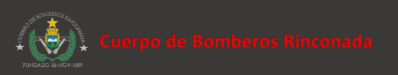 Cuerpo de Bomberos Rinconada